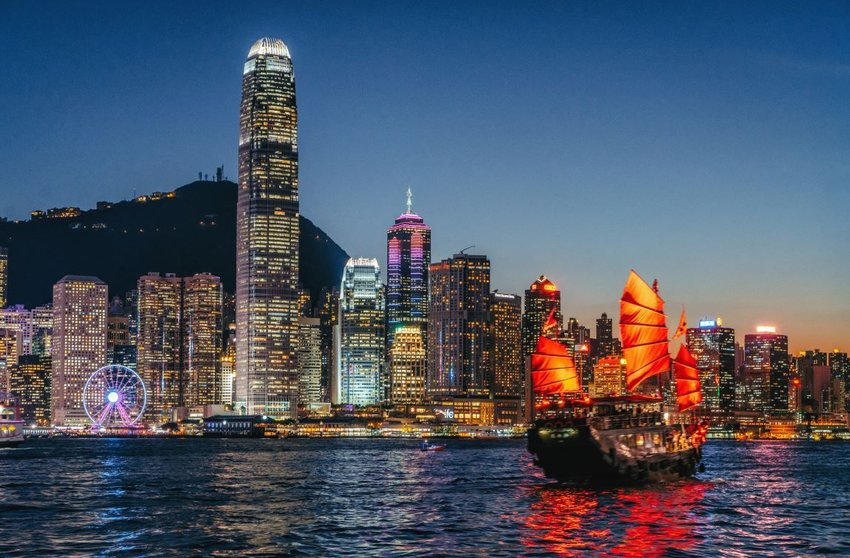 The History of Hong Kong in 2 Minutes