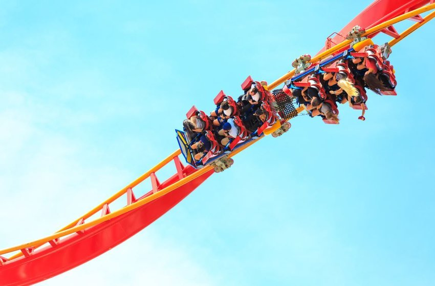 5 Tallest Roller Coasters in the World