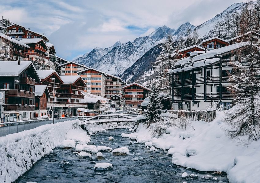 5 Best Ski Villages in Switzerland