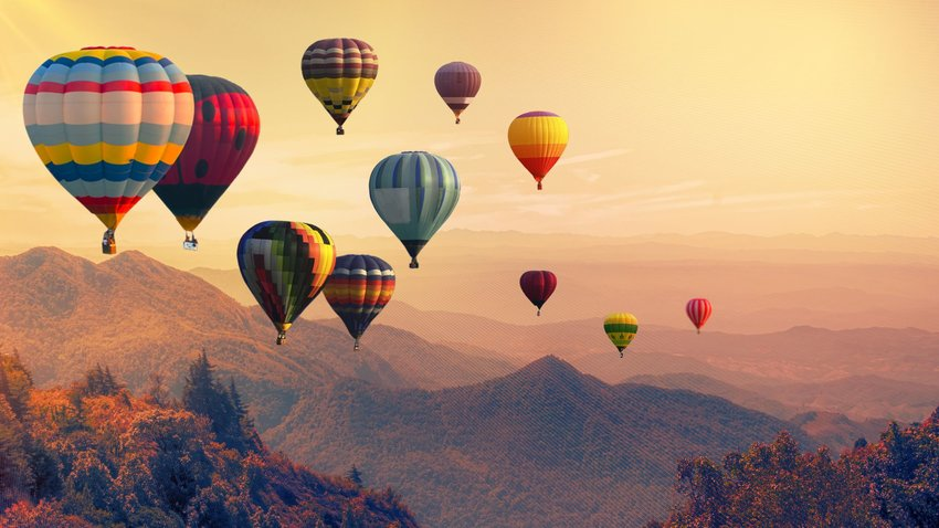 6 Best Hot Air Balloon Festivals in the World