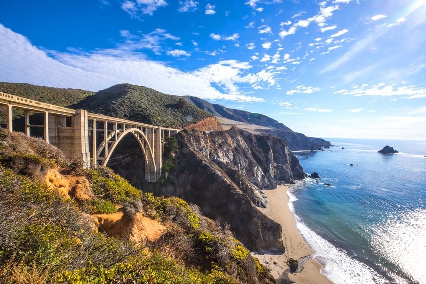 7 Scenic Coastal California Parks