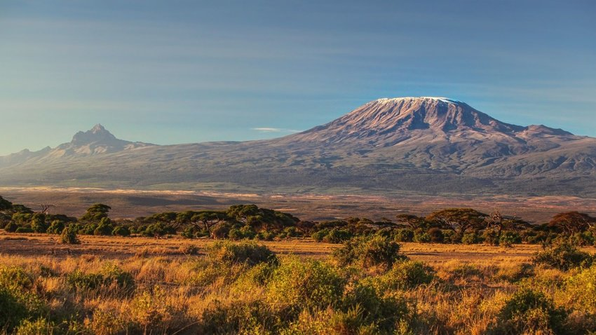 6 Facts About Mount Kilimanjaro