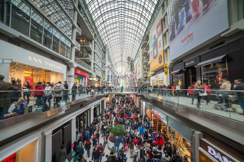 5 Biggest Malls in the World