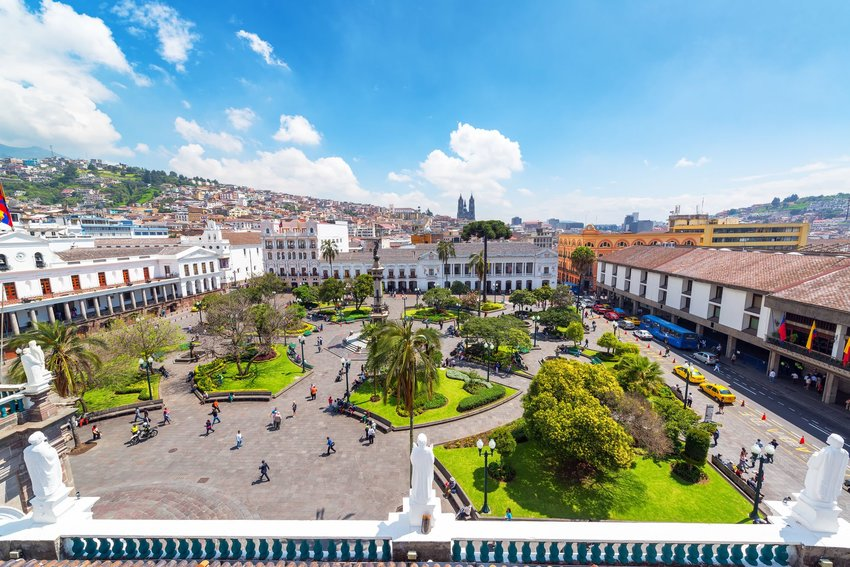 5 Must-Visit Places in Quito, Ecuador