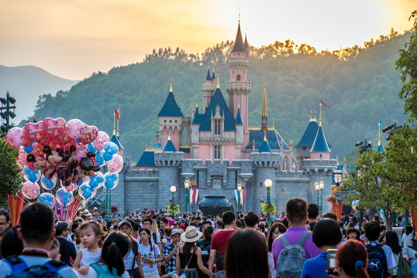 The Complete List of Disney Parks Outside the U.S.