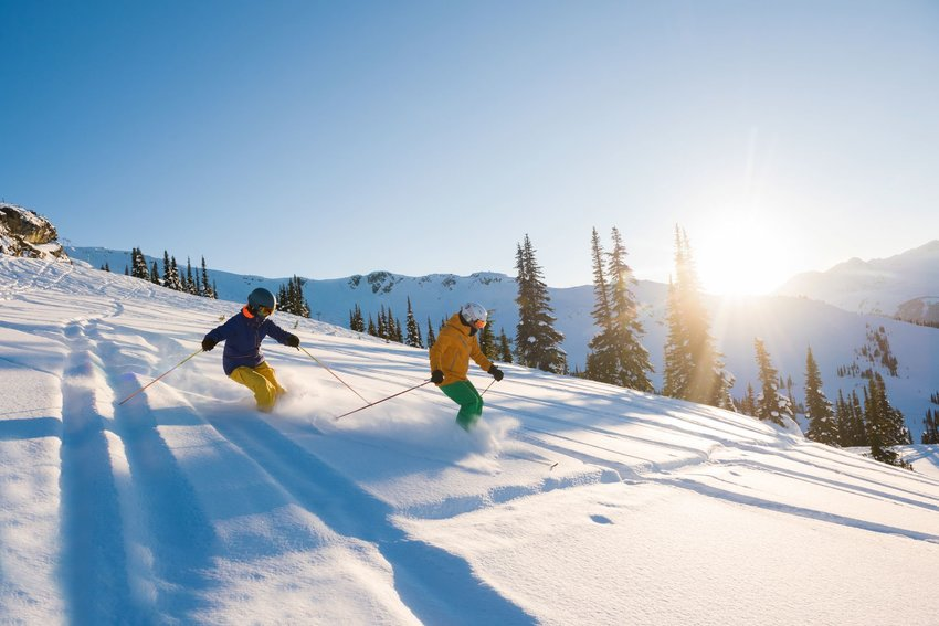 6 Largest Ski Areas in the World