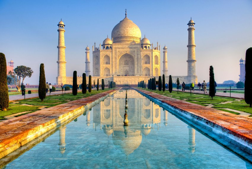 Explore the 7 New Wonders of the World