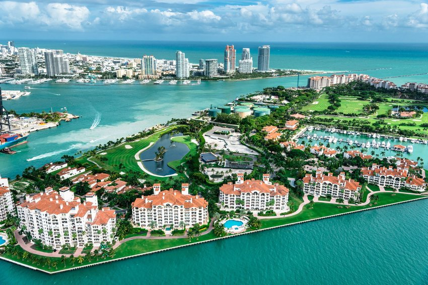 The Richest Neighborhoods in the World