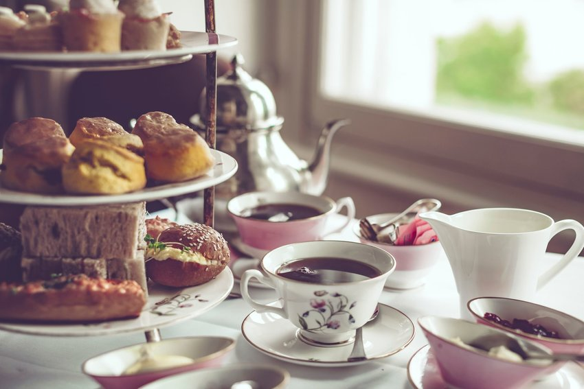 The Best Cafes for High Tea in London