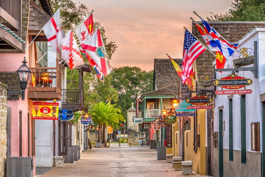 5 Oldest Cities in the United States