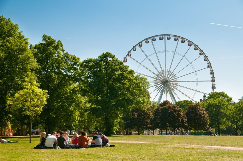 3 of London's Best Parks for a Summer Picnic