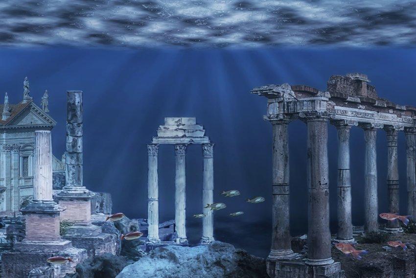 5 Sunken Cities That Were Once Major Destinations