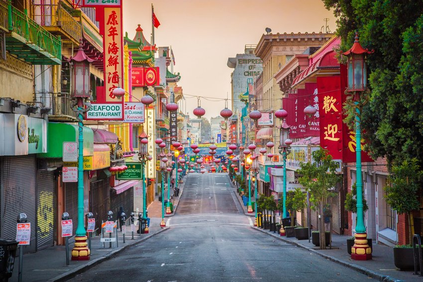 5 Biggest Chinatowns in the U.S.