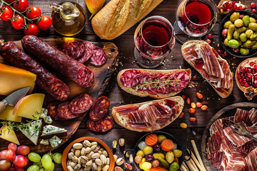 The History of Spanish Tapas