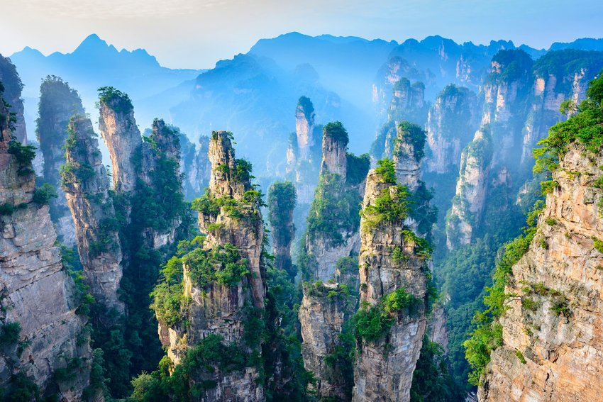 Landscapes Around the World You Won't Believe Exist