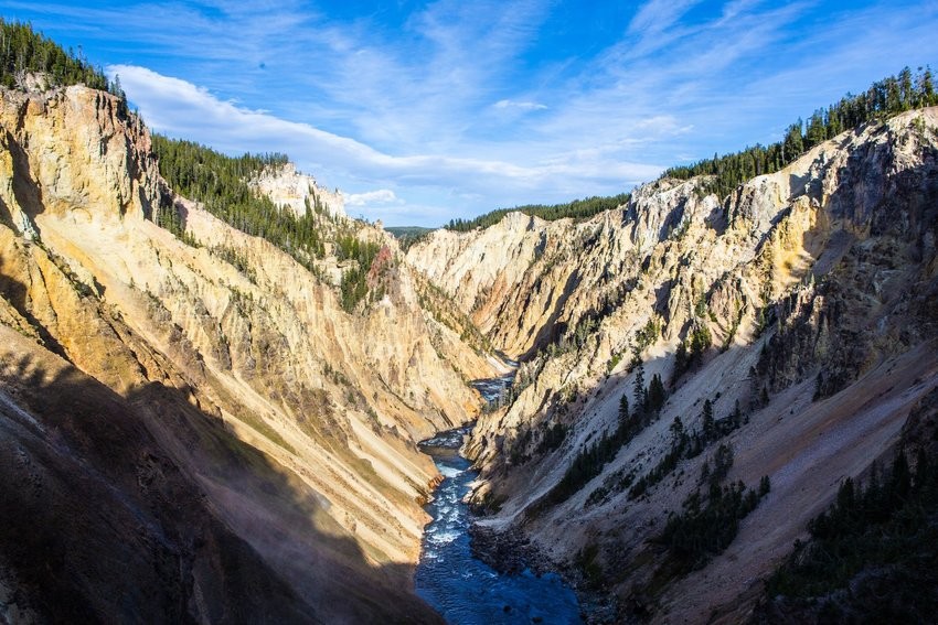 3 Must-See Sites in Yellowstone National Park