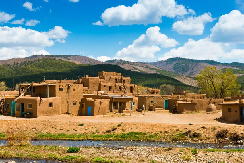 Discover Taos, NM: North America's Oldest Settlement