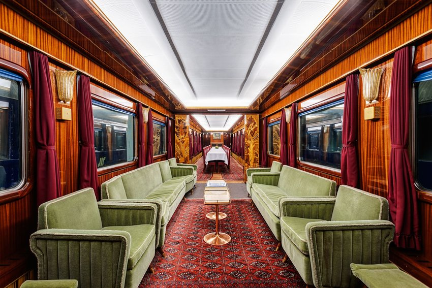 5 Unbelievable Train Rides You Can Actually Take