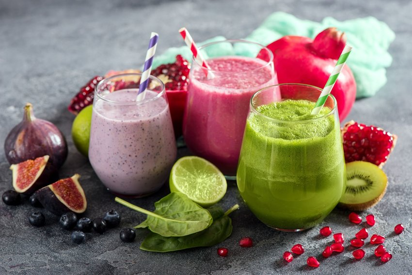 "Where did the word ""smoothie"" come from?"