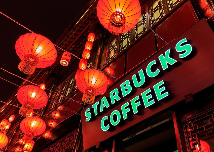 Countries With the Most (& Fewest) Starbucks Locations