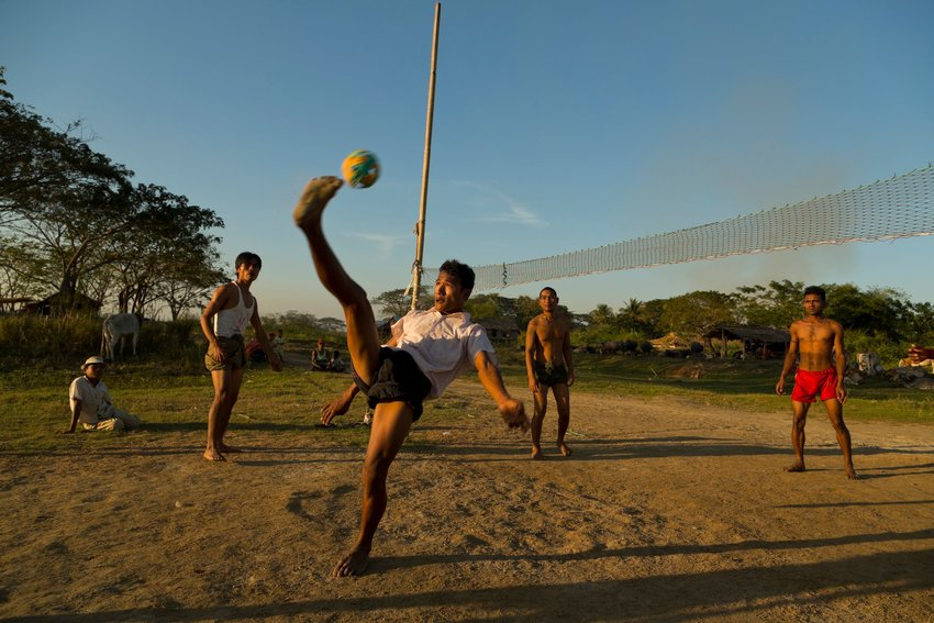 4 Obscure National Sports You've Never Heard Of