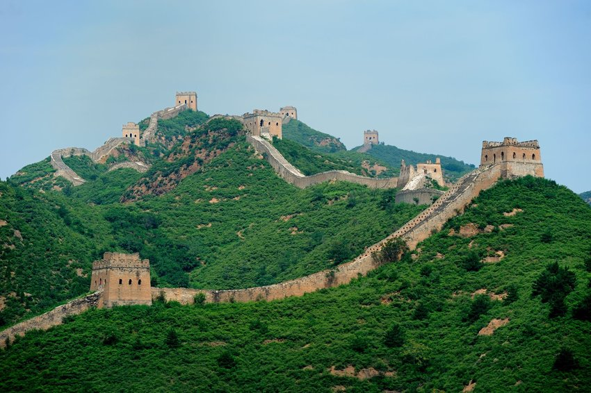 4 Lies You Were Told About The Great Wall Of China