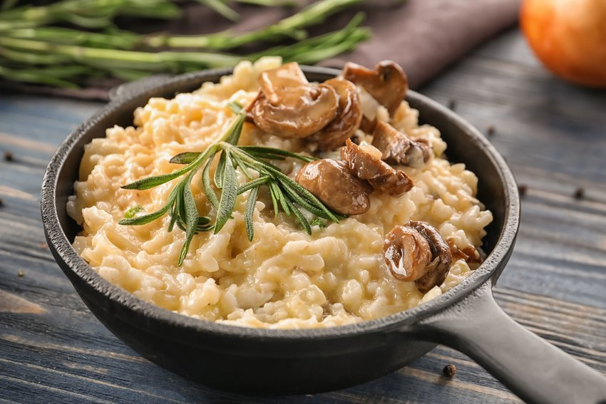 The History of Risotto, the World's Most Challenging Dish
