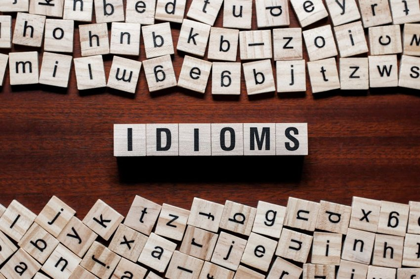 What is an idiom?