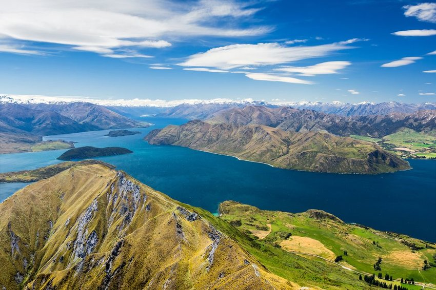 4 Most Stunning Natural Sites in New Zealand