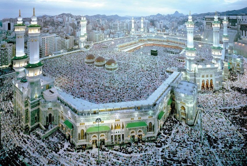 The Biggest Religious Pilgrimages on Earth