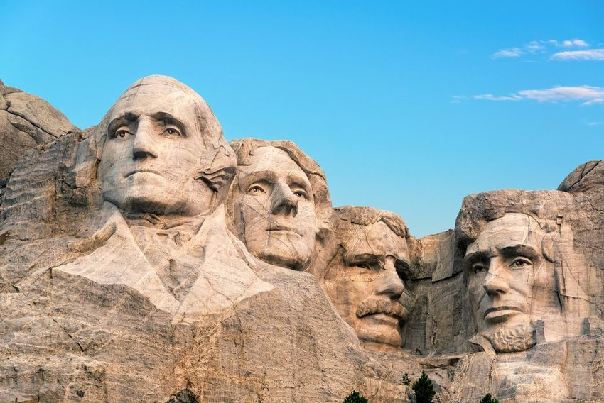 4 Facts About the 4 Presidents on Mount Rushmore