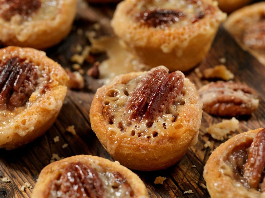 Photo of Canadian butter tarts