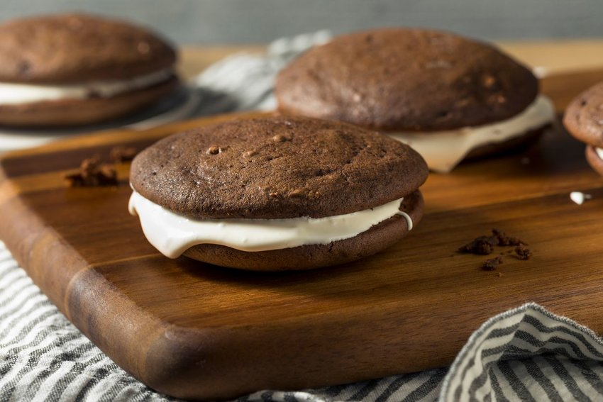 Photo of whoopie pies