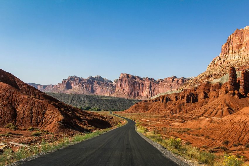 "Exploring Utah's ""Mighty Five"" National Parks"