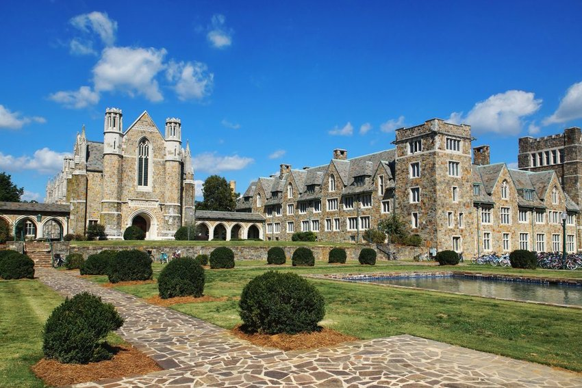 The Most Beautiful College Campuses in America