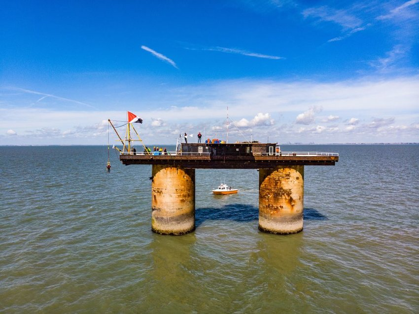 "Sealand, Demystified: Your Guide to the Tiny ""Nation"" in the Middle of the Ocean"