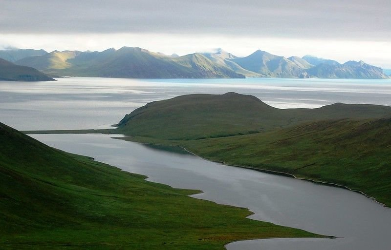 Alaska Maritime National Wildlife Refuge