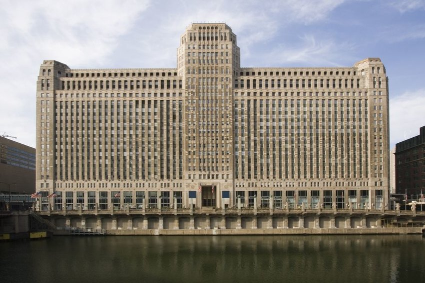 Merchandise Mart in Chicago
