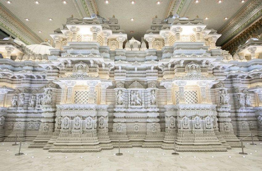 BAPS Shri Swaminarayan Mandir in New Jersey