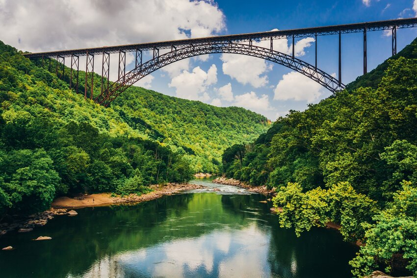 Bridge over New River Gorge National River