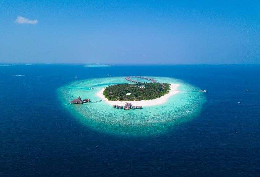 Anantara Kihavah Maldives Villas, Maldives.